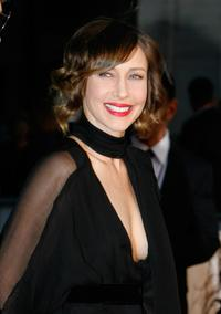 Vera Farmiga at the Metropolitan Opera's Opening Night.