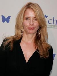 Rosanna Arquette at the Children's Health Environmental Coalition's (CHEC) annual benefit.