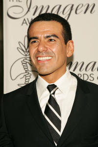 Jose Yenque at the 20th Annual Imagen Awards Gala in California.