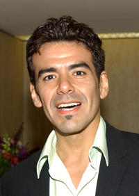 Jose Yenque at the 17th Annual Imagen Awards in California.