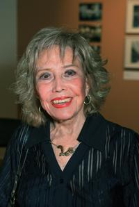 June Foray at the 78th Academy Awards - Nominated Shorts Reception.