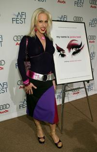 Alexis Arquette at the screening of