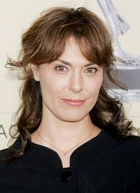 Michelle Forbes at the 3rd Annual British Academy of Film and Television Art/Los Angeles Tea Party.