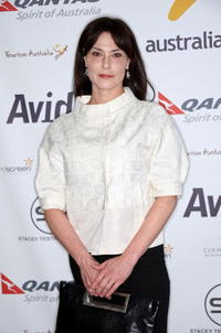 Michelle Forbes at the Australians In Film 2008 Breakthrough Awards.