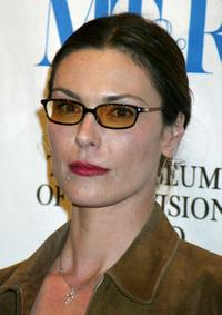 Michelle Forbes at the 20th Anniversary William's Paley Television Festival.