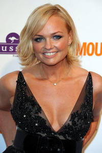 Emma Bunton arrives at the Glamour Woman Of The Year Awards on June 3, 2008 in London, United Kingdom