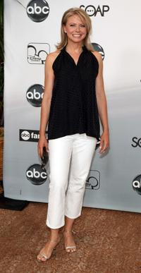 Faith Ford at the 2007 ABC All Star Party.