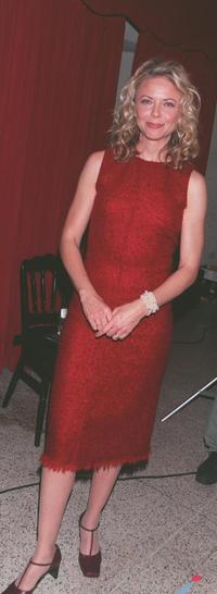 Faith Ford at the Comic Relief's third Annual A Cracked Christmas benefiting the Trevor Project.