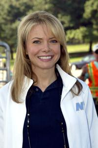 Faith Ford at the 24th Annual Saint John's Jimmy Stewart Relay Marathon.