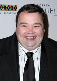 John Pinette at the