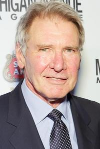 Harrison Ford at the Michigan Avenue Magazine Hosts Cover Star Harrison Ford in Chicago.