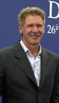 Harrison Ford at the photocall of