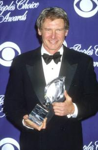 Harrison Ford at the 26th Annual People's Choice Awards.