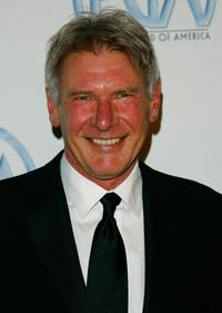 Harrison Ford at 18th Annual Producer Guild Awards.