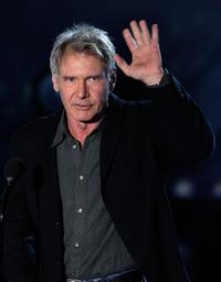 Harrison Ford at Spike TV's Scream 2007.