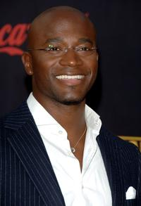 Taye Diggs at the 2007 American Music Awards.