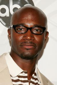 Taye Diggs at the ABC Upfront presentation.