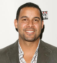 Jon Huertas at the Season 3 California premiere of