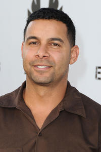 Jon Huertas at the California premiere of