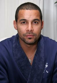 Jon Huertas at the