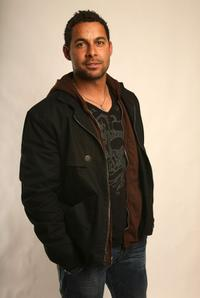 Jon Huertas at the 2008 Tribeca Film Festival.