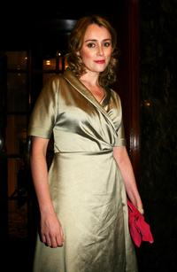 Keeley Hawes at the Royal Television Society Programme Awards.