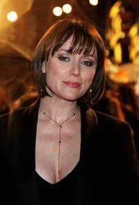 Keeley Hawes at the Orange British Academy Film Awards 2009.