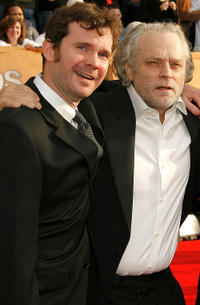 Sean Bridgers and Brad Dourif at the 13th Annual Screen Actors Guild Awards in California.