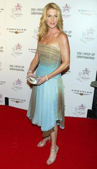 Poppy Montgomery at the Lili Claire Foundation's 6th Annual Benefit.