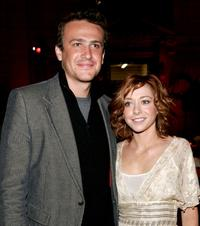 Jason Segel at the