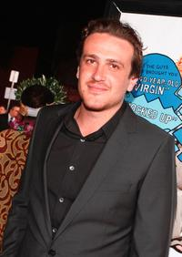 Jason Segel at the premiere of