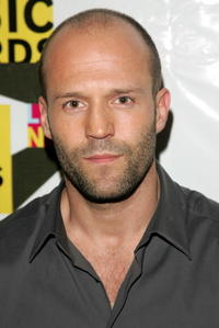 Jason Statham at the MTV 2006 Video Music Awards.