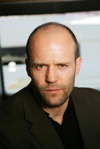 Jason Statham at the Cannes Film Festival.