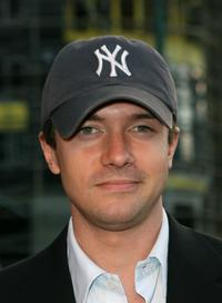 Topher Grace at the LA Premiere of