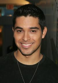 Wilmer Valderrama at the MTV's Total Request Live.