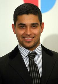 Wilmer Valderrama at the press room during the 8th annual latin GRAMMY awards.