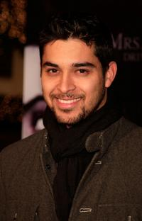 Wilmer Valderrama at the screening of