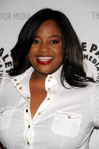 Sherri Shepherd at the evening with the hosts of
