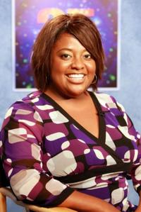 Sherri Shepherd at the television game show