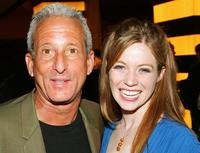 Bobby Slayton and Betsy Kahl at the grand opening of