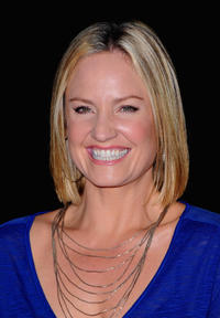 Sherry Stringfield at the Hallmark Channel's 2011 TCA Winter Tour Evening Gala in California.