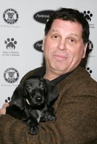 Skipp Sudduth at the special sneak peek VIP reception of Animal Haven Soho.