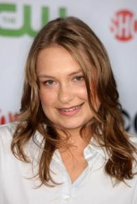 Merritt Wever at the CBS, CW, CBS Television Studio and Showtime TCA party.