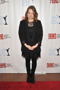 Merritt Wever at the 63rd annual Writers Guild Awards in New York.