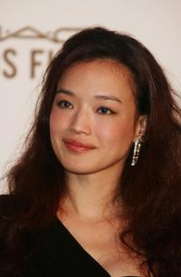Shu Qi at the Cinema Against Aids 2007 in aid of amfAR.