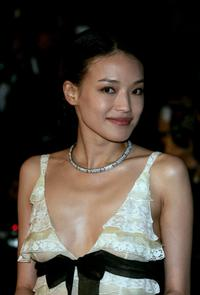 Shu Qi at the screening of