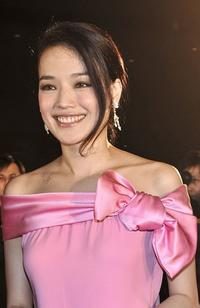 Shu Qi at the Asian Film Awards 2008.