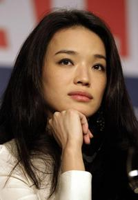 Shu Qi at the 58th annual Berlin Film Festival.