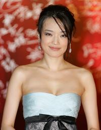 Shu Qi at the 27th Hong Kong Film Awards.