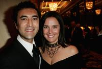 Desiree Nosbusch and Mehmet Kurtulus at the Dreamball 2006 cancer charity ball.
